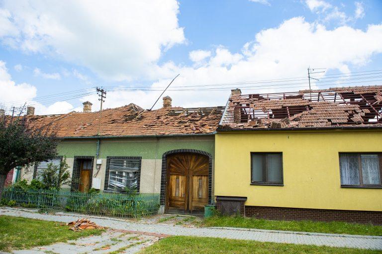 Tornádo v ČR