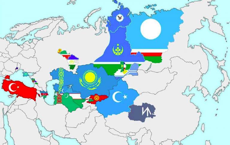 turecké plány na vytvorenie novej osmanskej ríše
