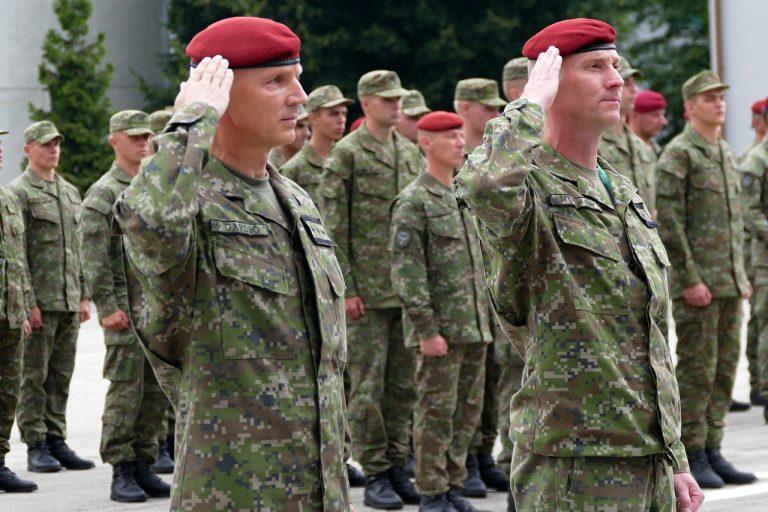 armáda SR slovenskí vojaci