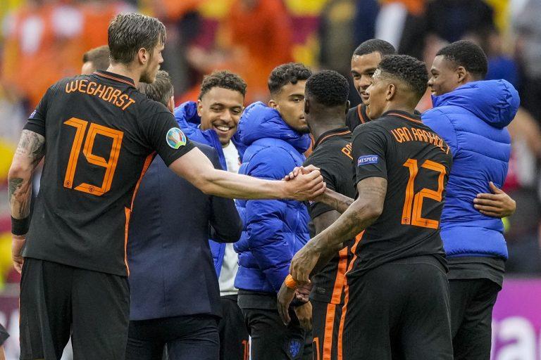 holandskí futbalisti