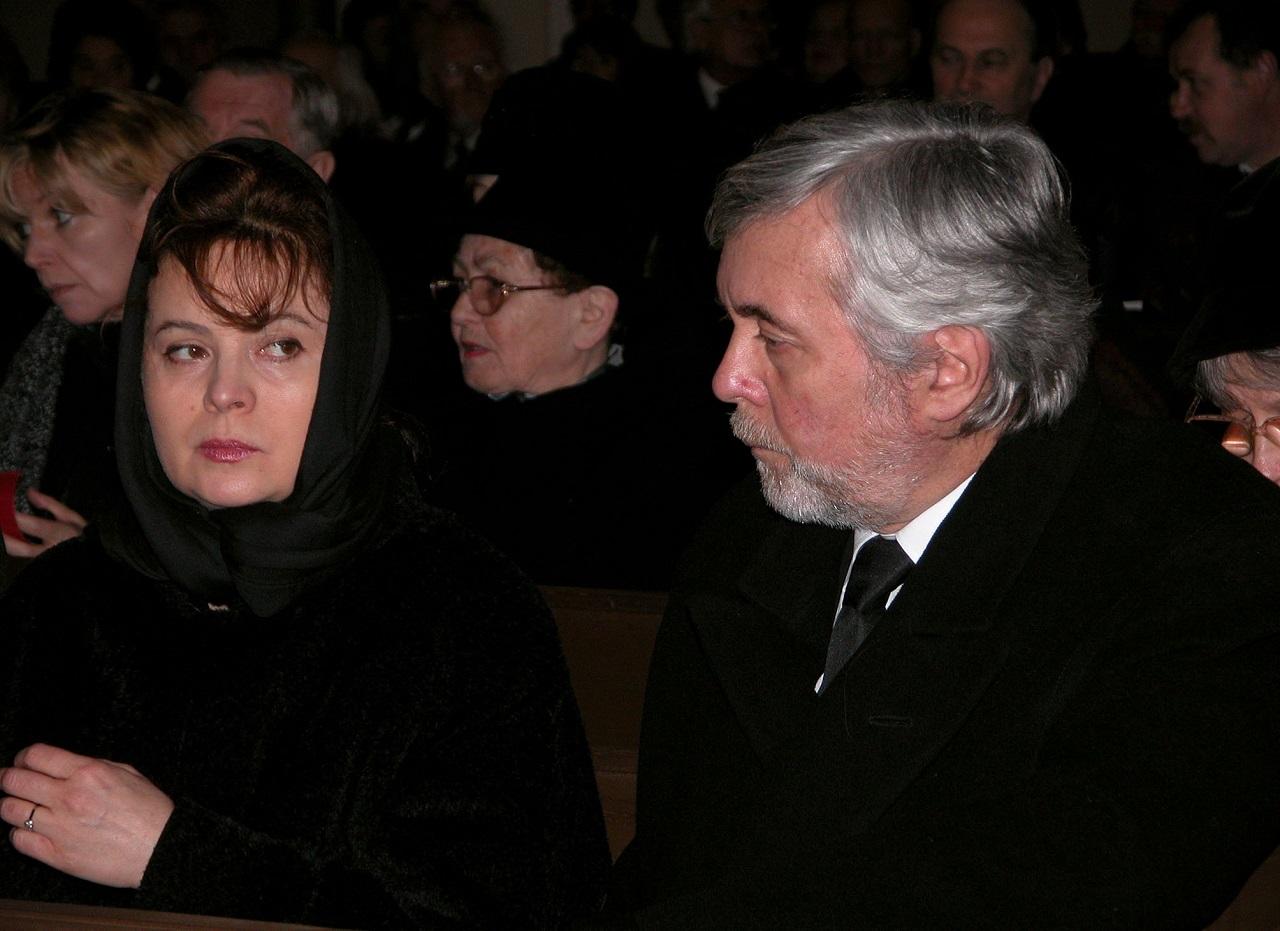 ČR herci Libuše Šafránková Josef Abrhám