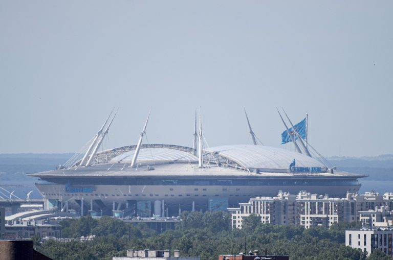 petrohrad stadion euro