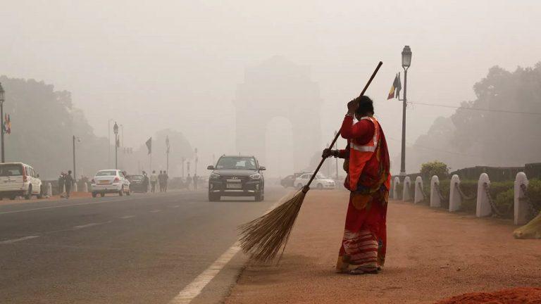 smog v Indii