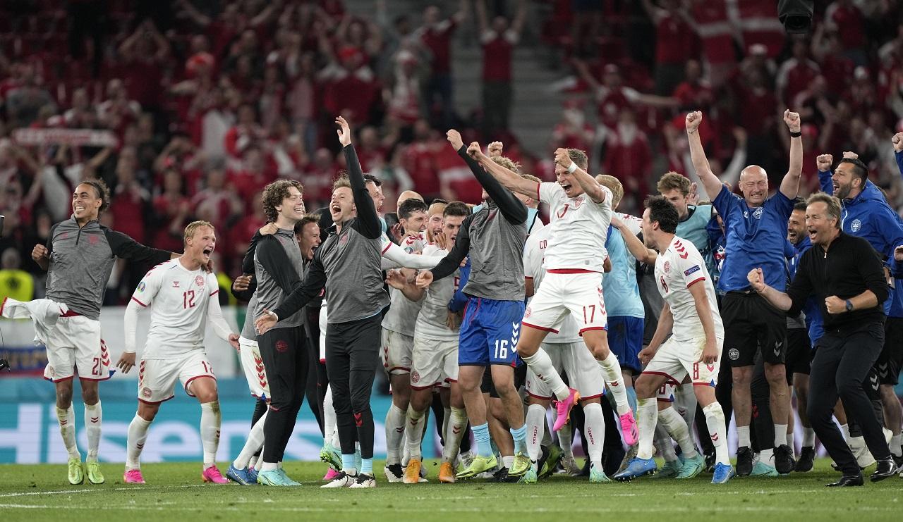 danska futbalova reprezentacia