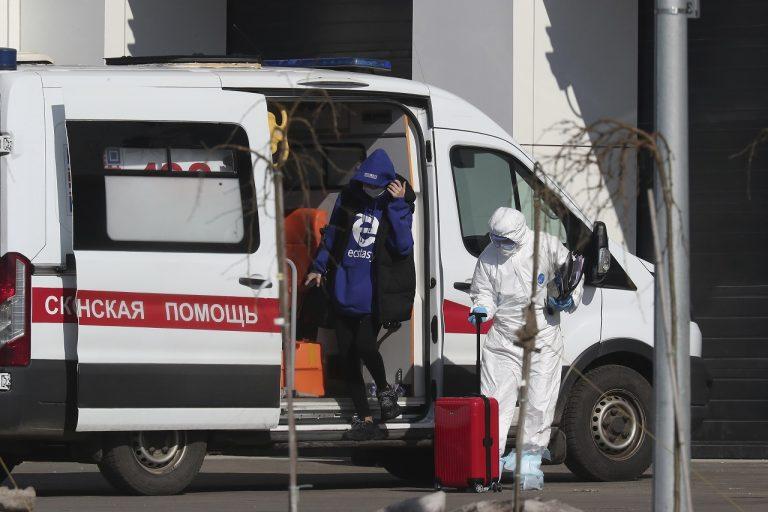 Koronavírus v Rusku