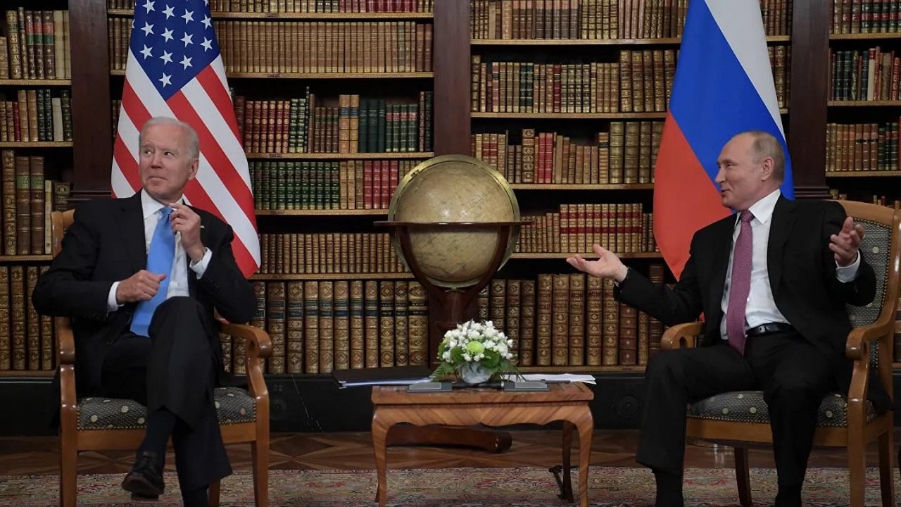 Joe Biden, Vladimír Putin