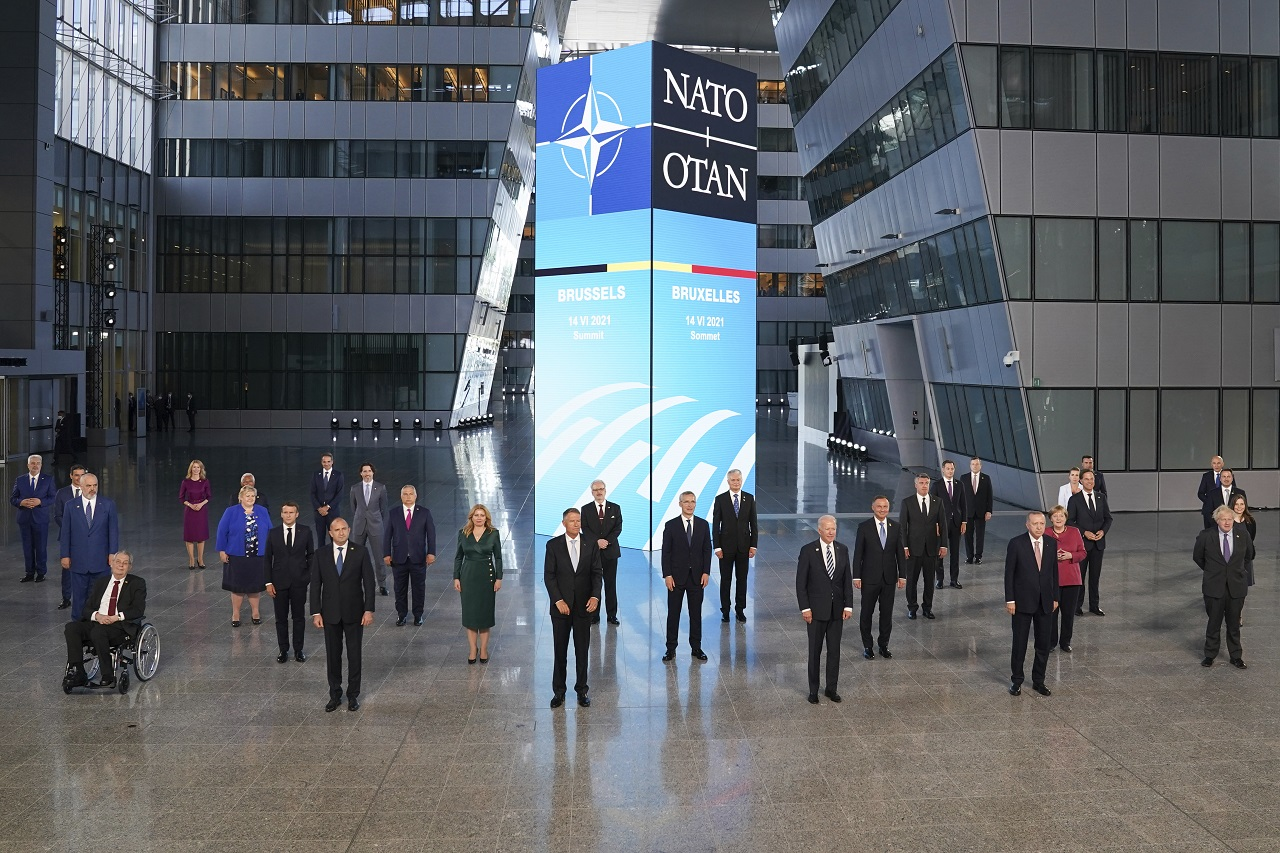 Summit NATO v Bruseli