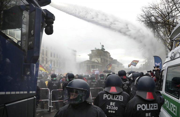 Nemecko extrémizmus