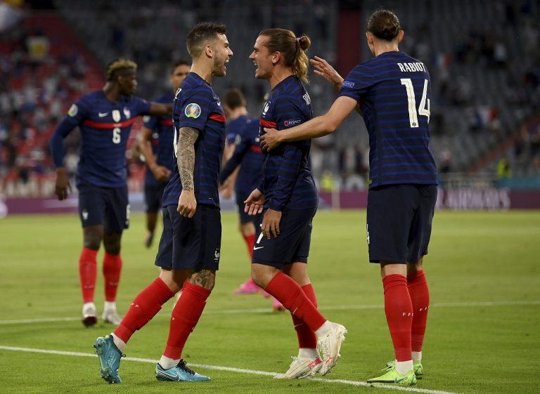 Francúzsko - Nemecko