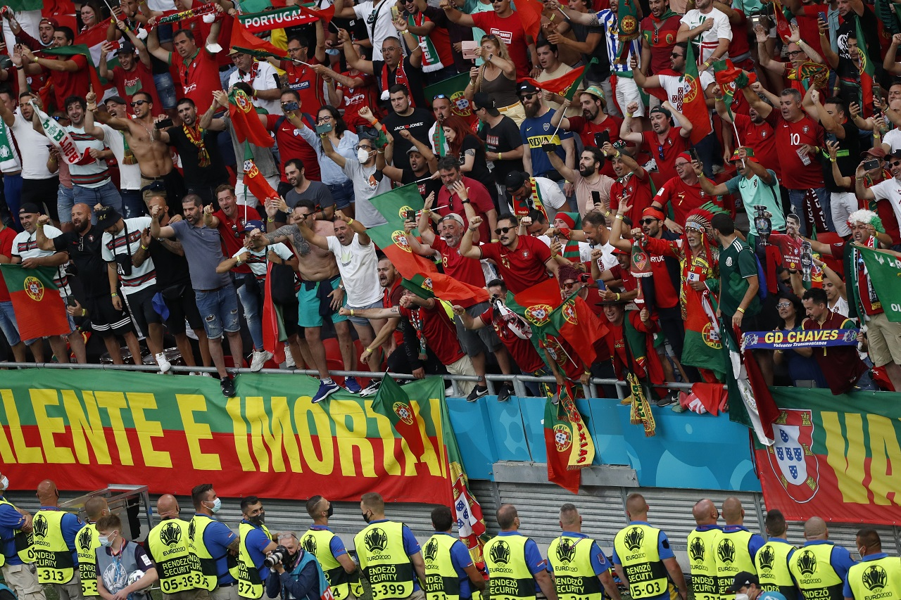 Maďarsko - Portugalsko