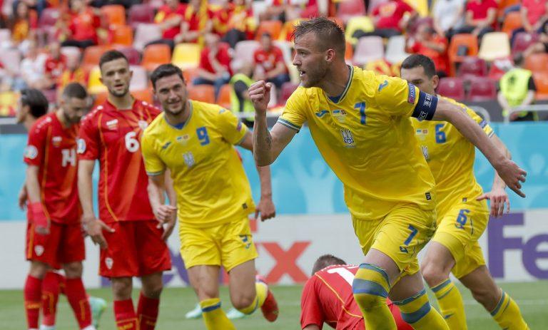 Ukrajina - Severné Macedónsko