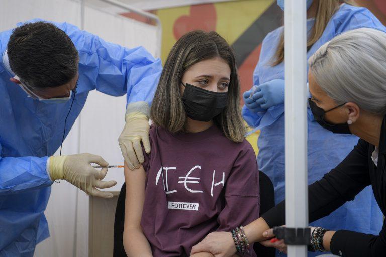 očkovanie deti