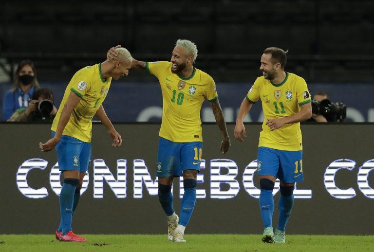 Brazília - Peru