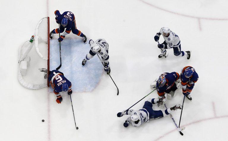 New York Islanders - Tampa Bay Lightning