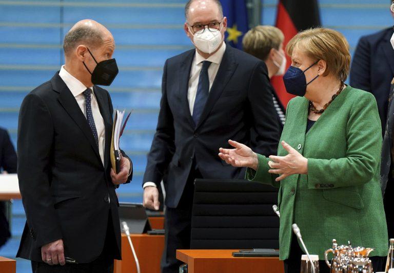 Nemecko vláda