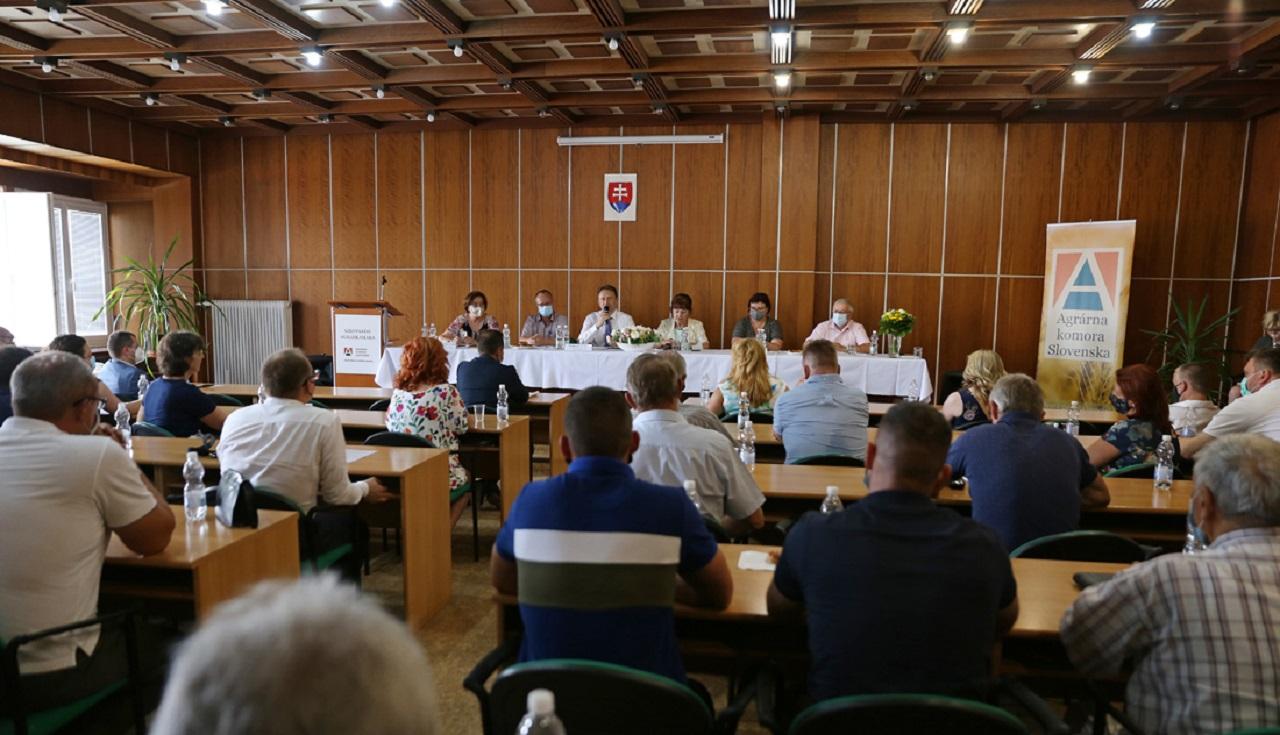 Valné zhromaždenie Agrárnej komory Slovenska