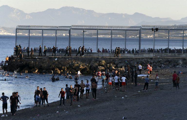 Migranti z Maroka
