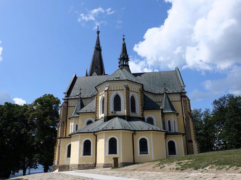 Bazilika na Mariánskej hore v Levoči
