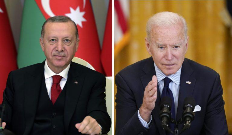 Erdogan,Biden