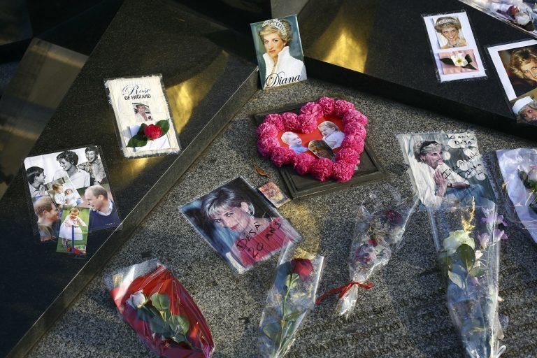 princezná Diana spomienka