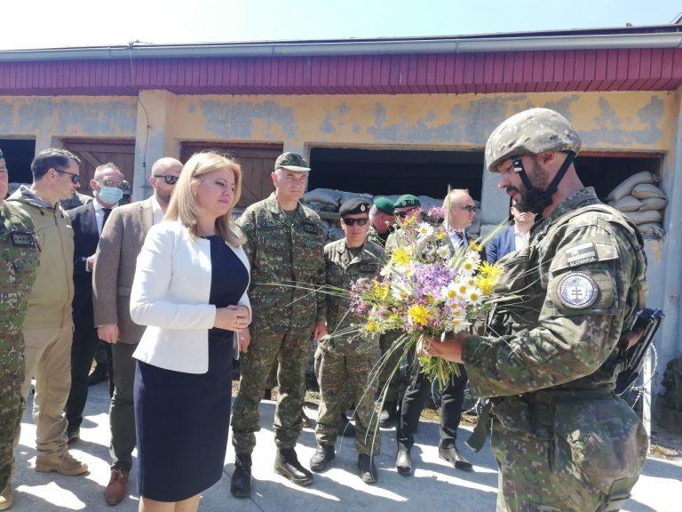 Celonárodné vojenské cvičenie Slovak Shield