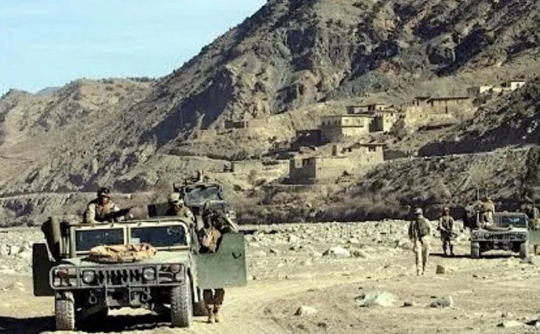 Vojna v Afganistane