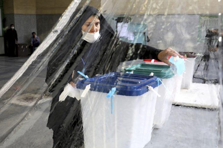 Prezidentské voľby Irán