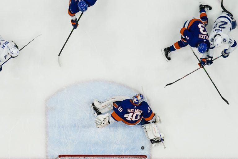 Tampa Bay Lightning - NY Islanders