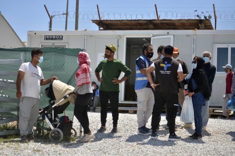 utečenecký tábor
