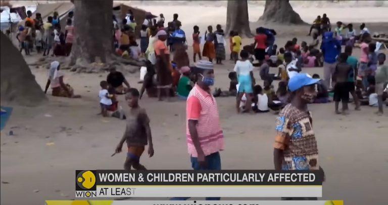 Mozambik únosy detí