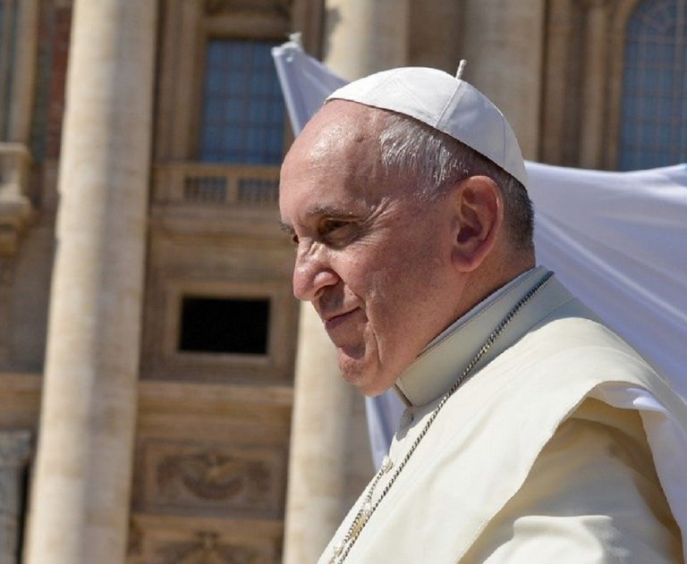 Svätý Otec František, pápež