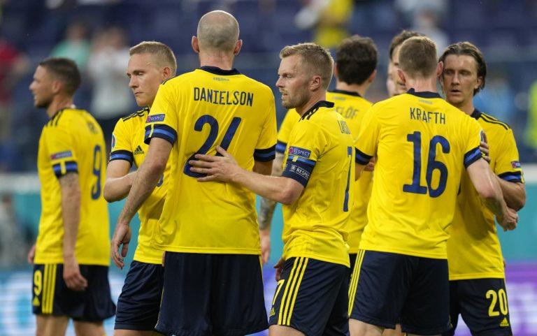 Švédsko - Poľsko EURO 2020
