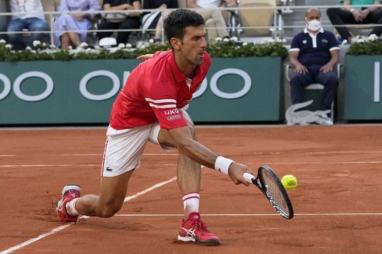 Djokovič, Nadal, Roland Garros
