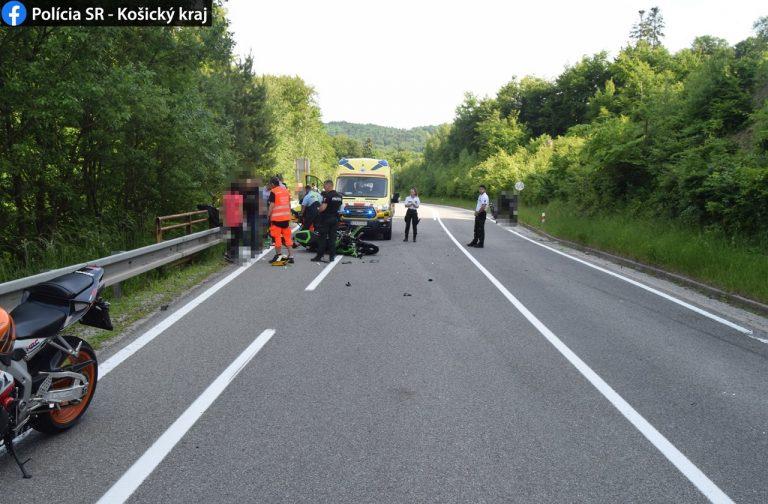 nehoda na Jahodnej