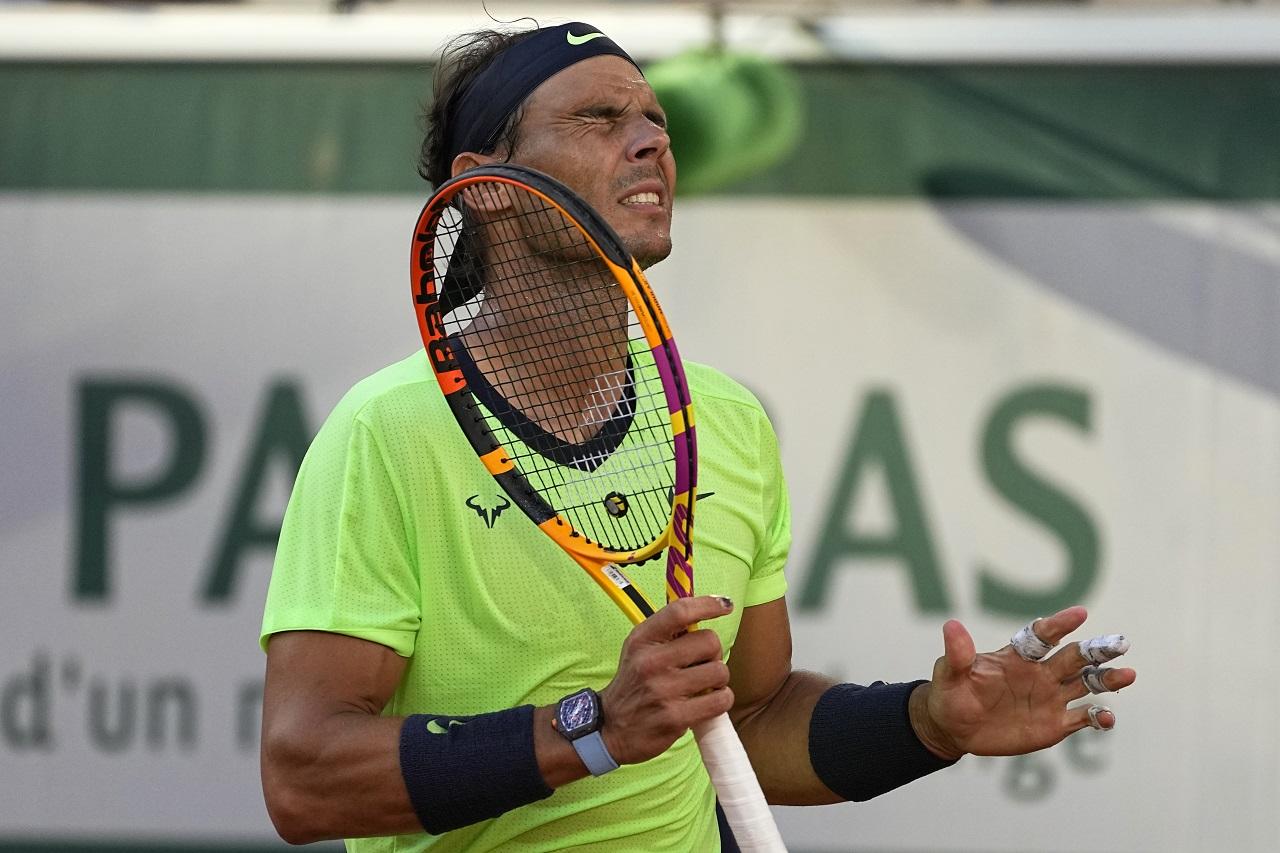 Nadal, Djokovič, Roland Garros