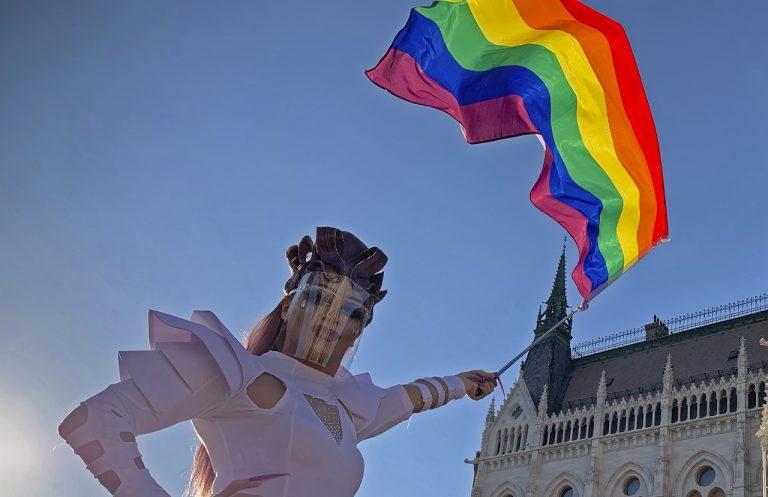 LGBT vlajka