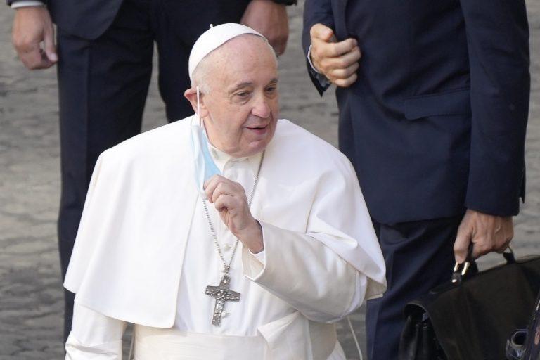 Pápež frantisek