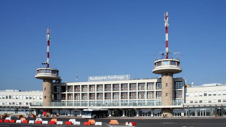 budapest letisko