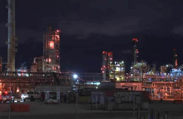 chemicka tovaren Texas