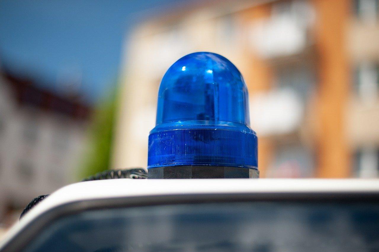 policia maják