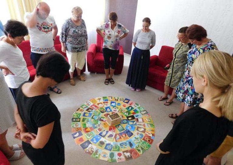 stretnutie, Katolícke pedagogické a katechetické centrum