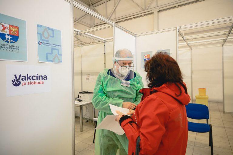 očkovacie centrum Trenčín