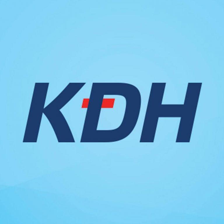 Logo KDH