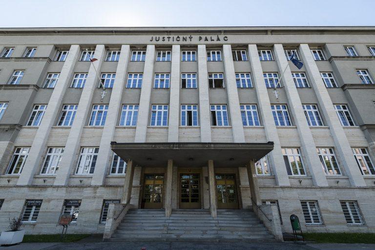Justičný palác BA, krajský súd
