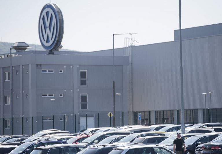 Bratislavský Volkswagen