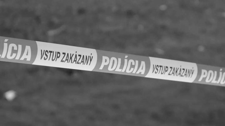 Policajná páska, polícia