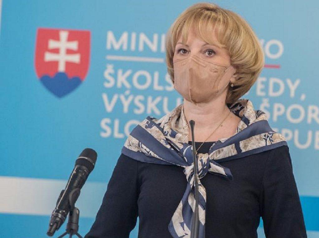 MUDr. Elena Prokopová, hlavná pediatrička a členka Pandemickej komisie vlády