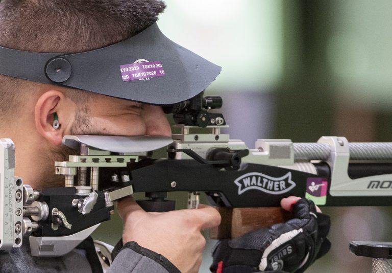 Mužská kvalifikácia vo vzduchovej puške na 10 metrov