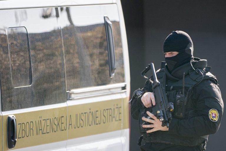 justičná stráž, polícia, špecializovaný súd
