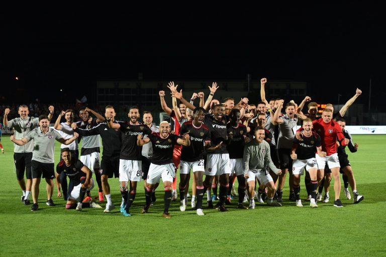 Sepsi OSK - FC Spartak Trnava